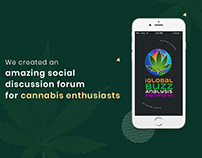 Online Marketplace for Cannabis Enthusiasts