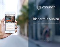 Assibarbato - Logo + Website