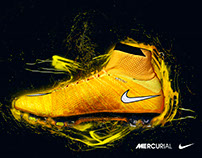 Nike Mercurial // Posters and video