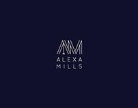 Alexa Mills: Brand creation