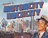 Motorcity Rockcity (Vinyl Sticker)