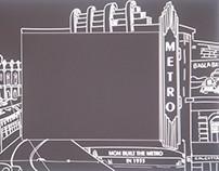 Wall Art for Tram Deepo Restaurant