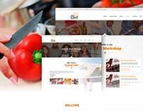Espaço Chef - Ux/Ui Design