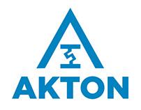 Akton Rebranding