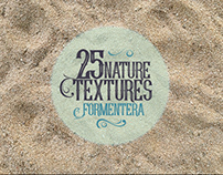 25 Nature Textures in Formentera