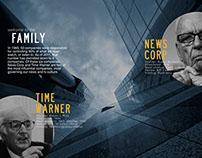 Media Giants: Time Warner & News Corp