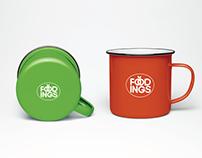 Foodings Restaurant Logo