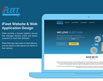 iFleet Web app