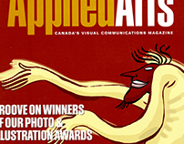 Applied Arts Cover