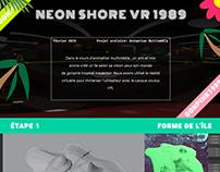 Neon Shore VR