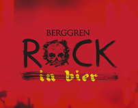 Berggren Rock in Bier