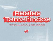 Reales Tamarindos - Album Cover