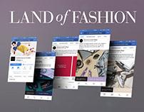 Land of Fashion Inspiration