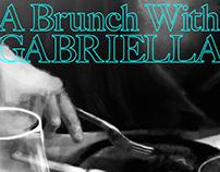 A brunch with Gabriella