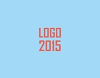 Разработка логотипов за 2015 год.