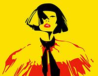 Fashion Illustrations | Womenswear