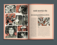 Film Review Comics