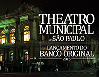 Video Mapping for Banco Original @Theatro Municipal
