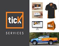 Tick Logo and Merchandise Design
