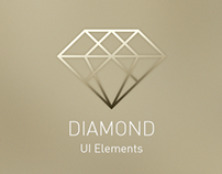 Diamond UI Elements