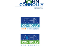 John Connolly Logo Design