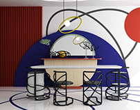 cosmo-dining room_Furniture design project
