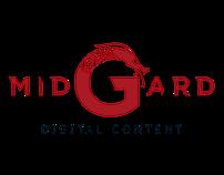 Midgard DC Branding
