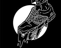 Digital Doodle 2 / Inktober 2016