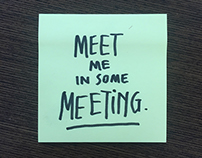 Meet me in some Meeting Vol. 1