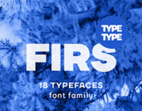 Firs fontfamily