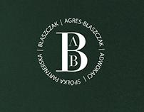 Branding for Błaszczak, Agres-Błaszczak Adwokaci sp.p.