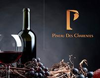 Webdesign Pineau des Charente's e-shop