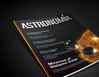 Astronomía Magazine - Vol.1 Media Strategy & Branding