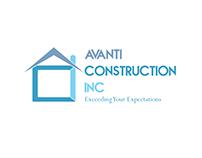 Avanti Construction Inc logo