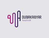 Dunakanyar Fesztivál redesign