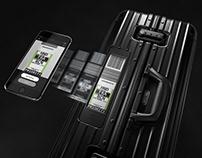 RIMOWA Electronic Tag Campaign - Full CGI
