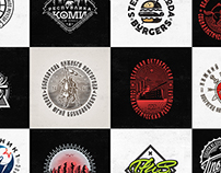 Logos and badges 2016
