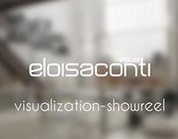Visualization showreel 2015