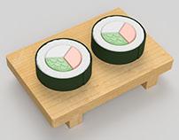 Toy Sushi