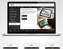 Kia (Razorfish): Sorento App Promo