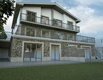 3D - New building development