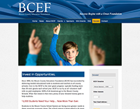 Blount County Education Foundation website