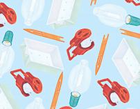 從插圖中找尋正濱記憶|藝術共創工作坊及產品開發