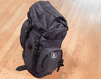 Elusive Society Skate Tour Backpack
