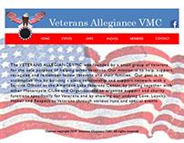 Veterans Allegiance VMC Website Redesign