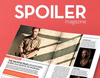 Projeto Editorial: Spoiler Magazine