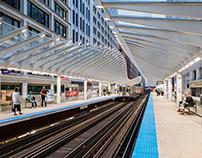 Washington-Wabash CTA Station