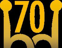 b&d 70 år