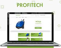 PROFITECH company website