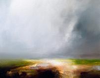 Paul Bennett Landscape Paintings